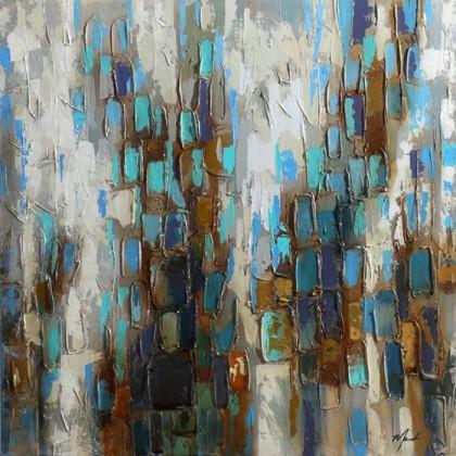 Obraz Abstract 100x100 cm