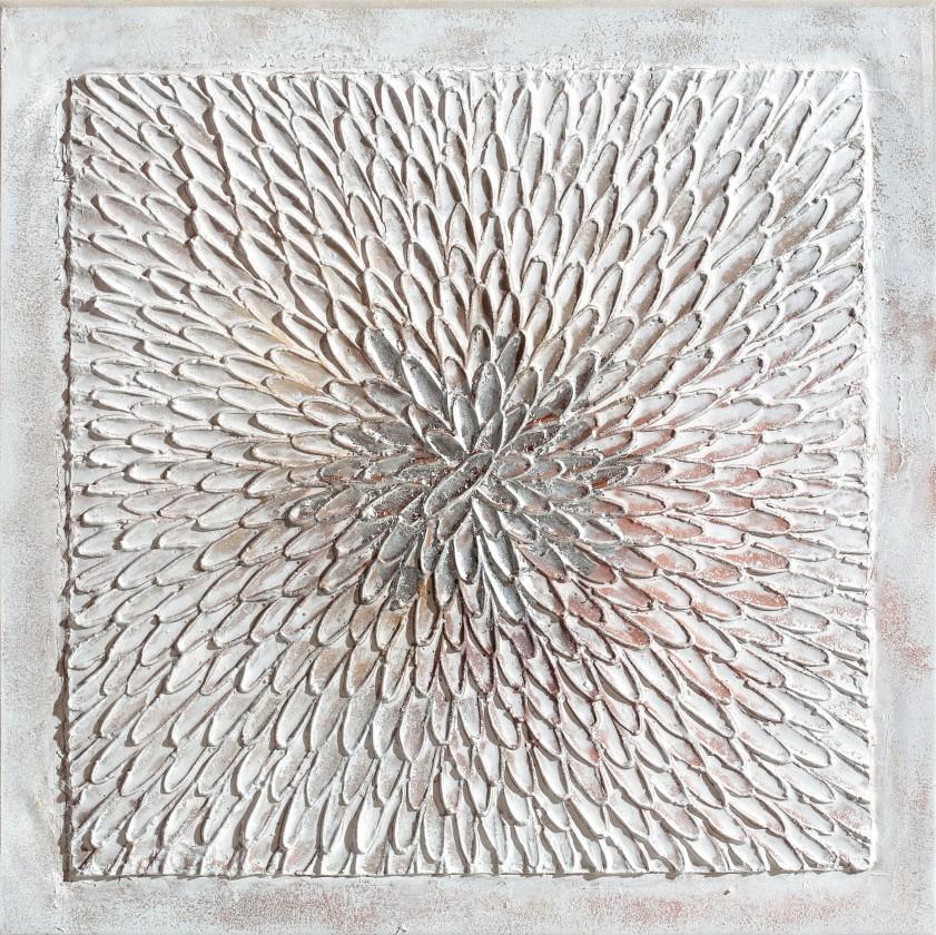 Obraz abstraktný W502, 60x60 cm