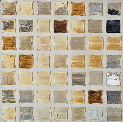 Obraz abstraktný W555, 60x60 cm