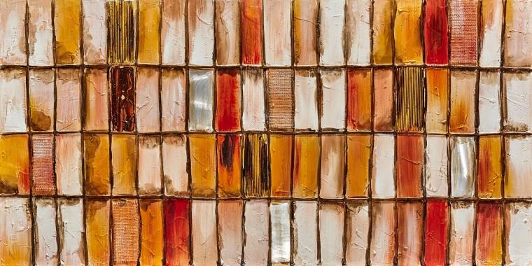 Obraz abstraktný Z359, 60x120 cm