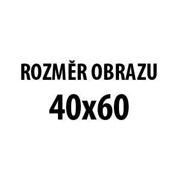 Obraz AR 174, 40x60 cm (fototlač na plátne)