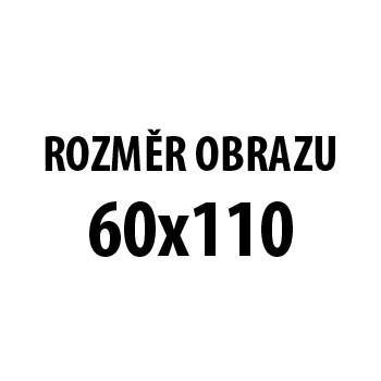 Obraz AR 207, 60x110 cm (fototlač na plátne)
