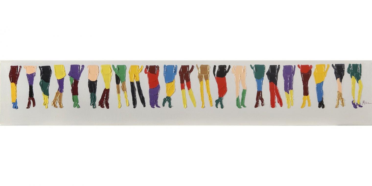 Obraz Elite Collection A006, 30x170 cm