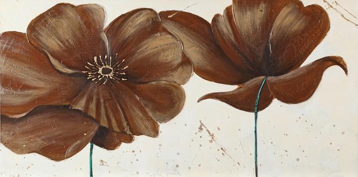 Obraz Flowers W186, 60x120 (kvety)