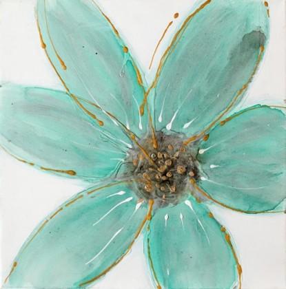 Obraz Flowers W227, 30x30 (kvety)