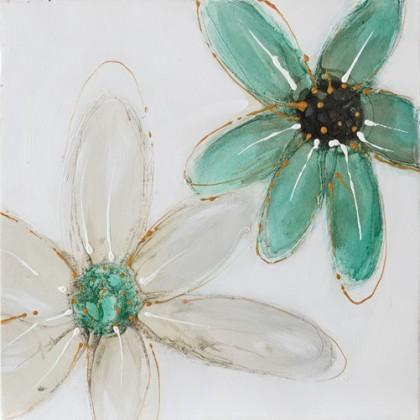 Obraz Flowers W228, 30x30 (kvety)