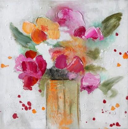 Obraz Flowers W233, 30x30 (kvety)