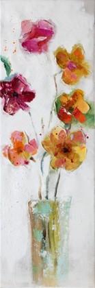 Obraz Flowers W235, 30x90 (kvety)