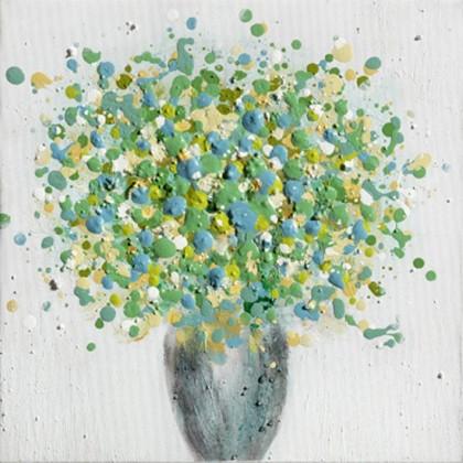 Obraz Flowers W521, 30x30 (kvety)