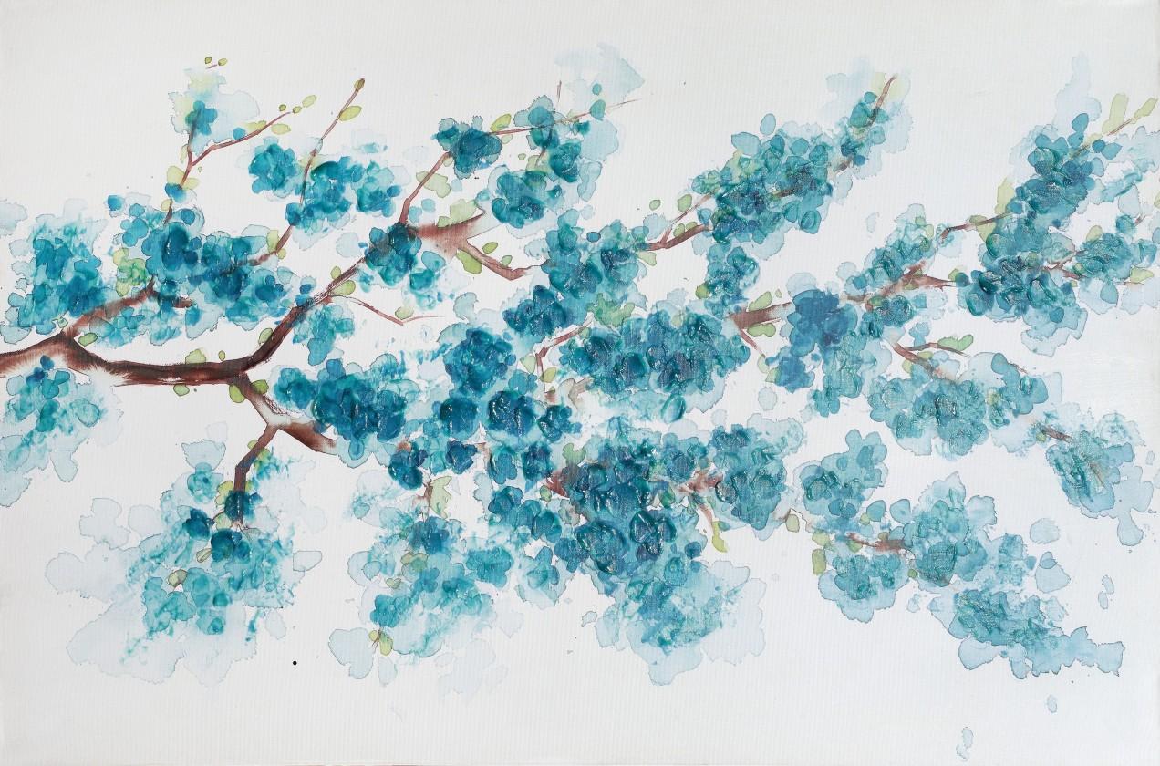 Obraz Flowers W534, 60x90 cm (kvety)