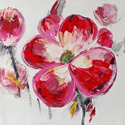 Obraz Flowers Z026, 80x80 (kvety)