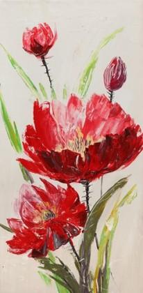 Obraz Flowers Z037, 60x120 (kvety)