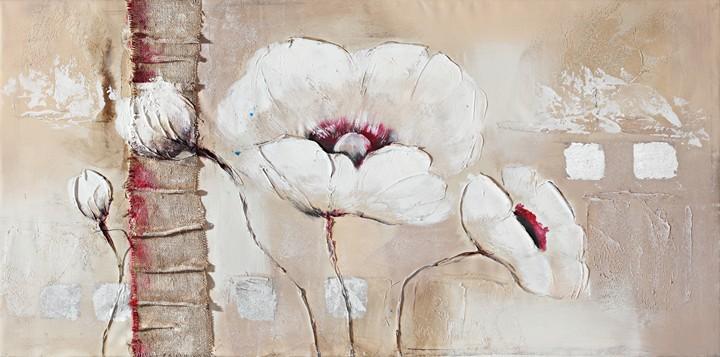 Obraz Flowers Z038, 60x120 (kvety)