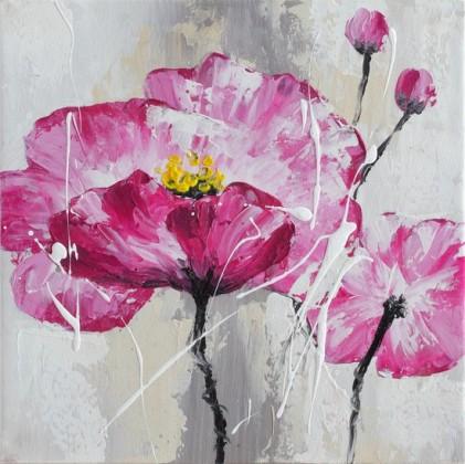 Obraz Flowers Z106, 30x30 (kvety)
