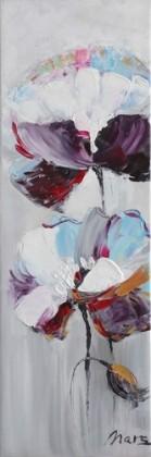 Obraz Flowers Z110, 30x90 (kvety)