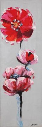 Obraz Flowers Z111, 30x90 (kvety)