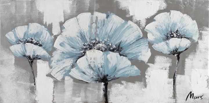 Obraz Flowers Z128, 60x120 (kvety)