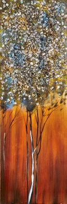 Obraz Flowers Z343, 90x30 cm (kvety)