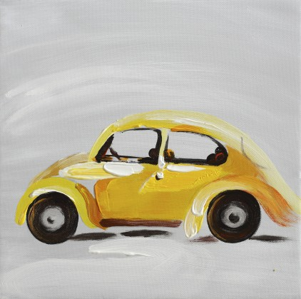 Obraz Life W404, 30x30 cm