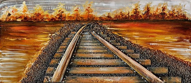 Obraz Life Z367, 65x150 cm