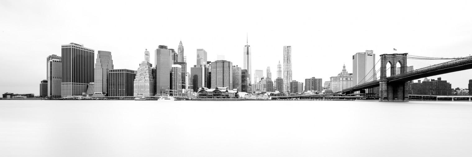 Obraz New York Skyline 50x150 cm