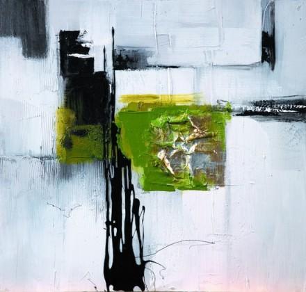 Obraz W005, 30x30 (abstraktný)
