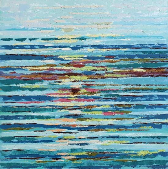 Obraz W519, 100x100 (abstraktný)