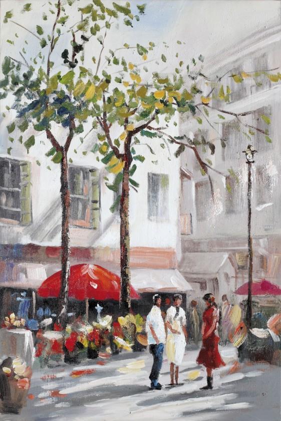 Obraz World W311, 90x60 cm