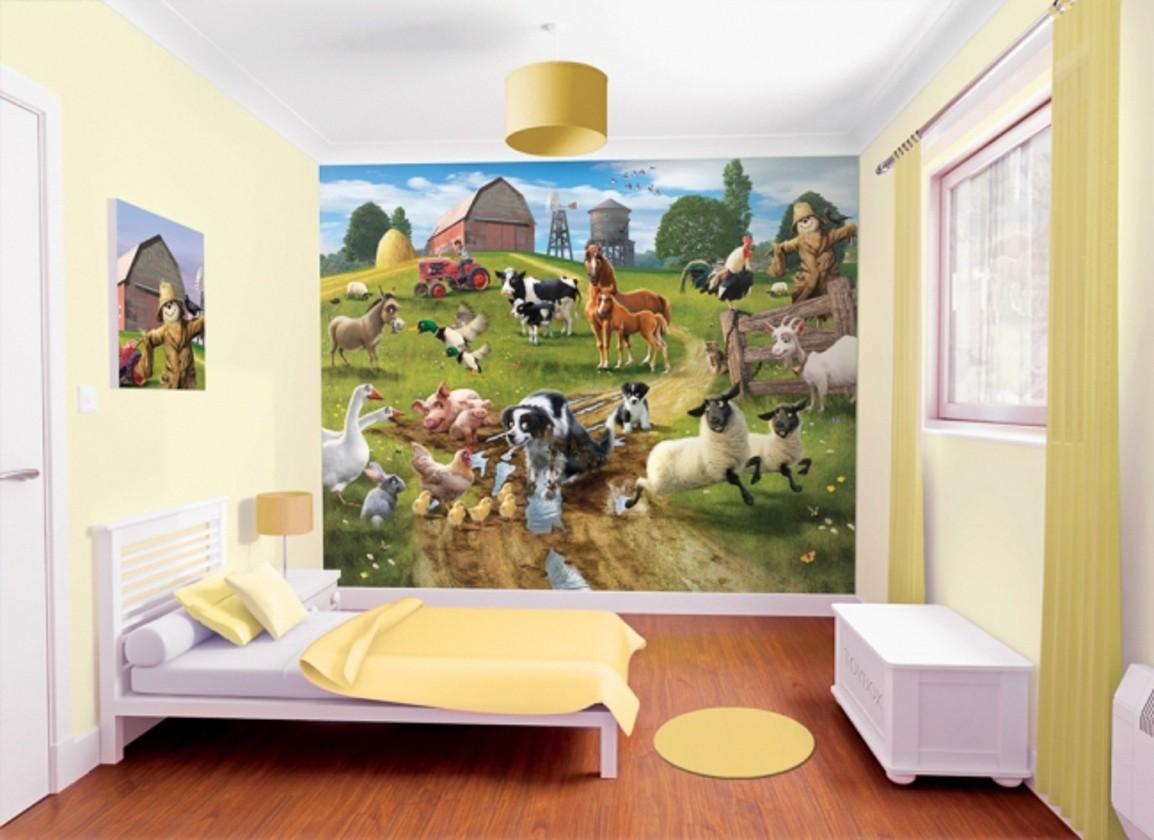 Obrazová tapeta 41806 (farma)