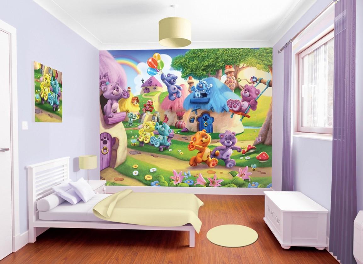 Obrazová tapeta 41820 (medvídci)