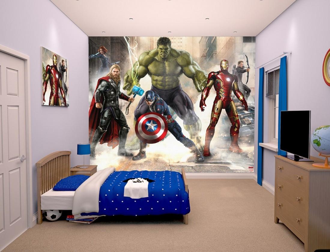 Obrazová tapeta 43473 (avengers age of ultron)