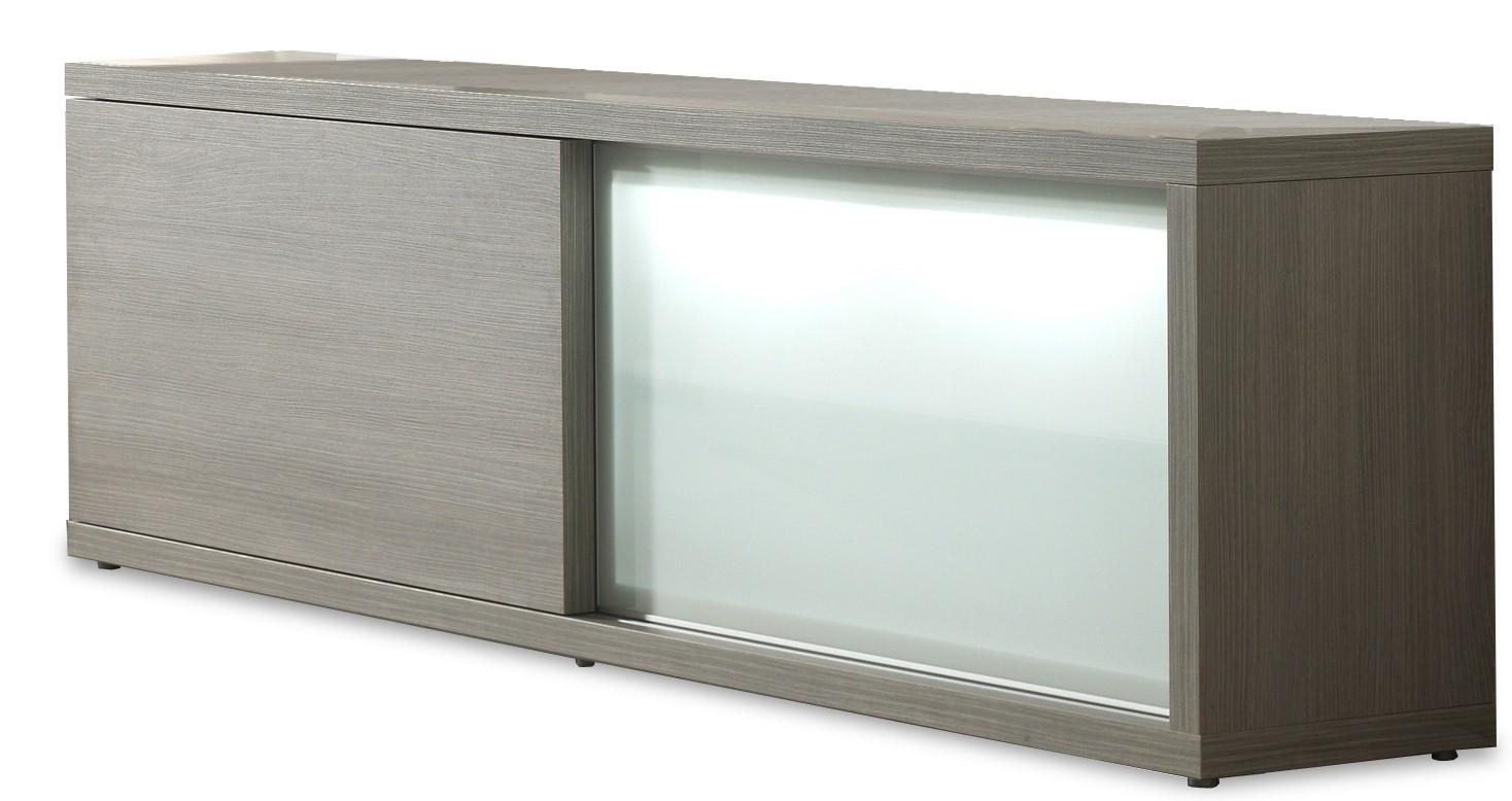 Obývacie izby ZLACNENÉ Cova - C002 (dub sivý) - II. akosť