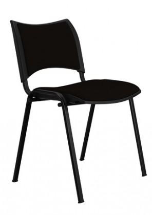 Obývacie izby ZLACNENÉ Konferenčná stolička Smart - čierna - II. akosť