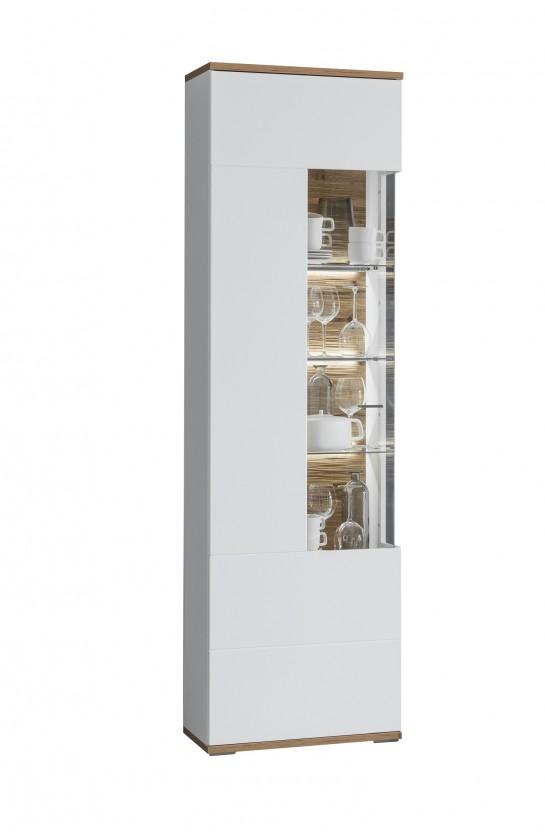 Obývacie izby ZLACNENÉ Obývacia skriňa Wotan - typ 1, ľavá