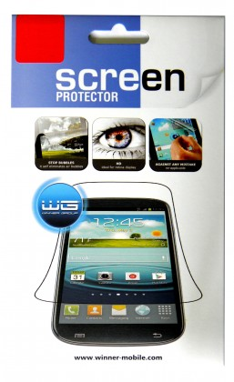 Ochranné fólie Ochranná fólia na displej HTC Desire C 2 ks NEKOMPLETNÉ
