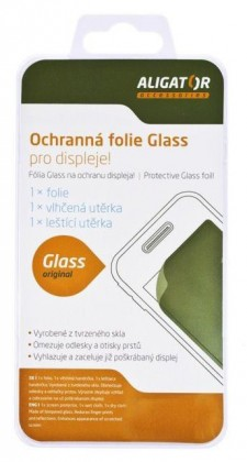 Ochranné fólie Tvrdené sklo Aligator Glass pre Samsung Galaxy S7 Edge