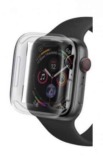 Ochranné puzdro na Apple Watch 4/5 40 mm, transparentné