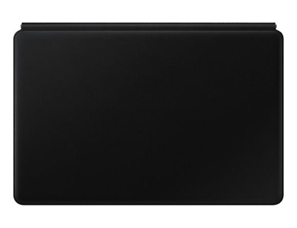 Ochranný kryt s klávesnicou pre Samsung Galaxy Tab S7 T870 Black