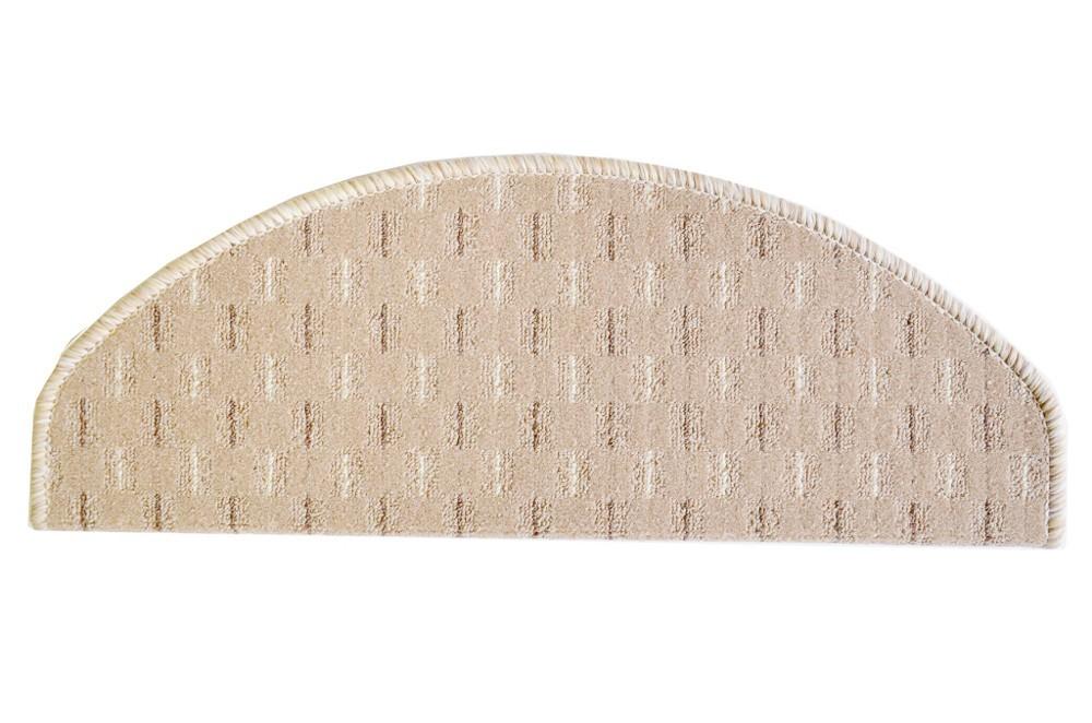 Odessa - Schodový nášľap, 28x65 cm (hnedý)
