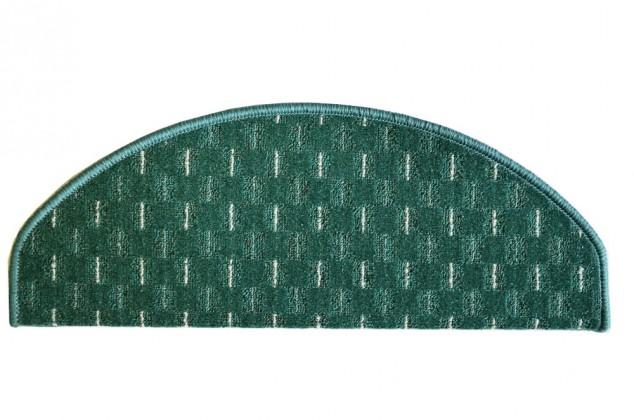 Odessa - Schodový nášľap, 28x65 cm (zelený)