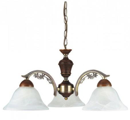 Odett - 8613 (bronzová/vlašský orech/biela alabastrová)