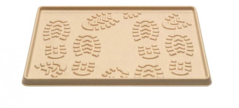Odkapávač obuvi (béžový)