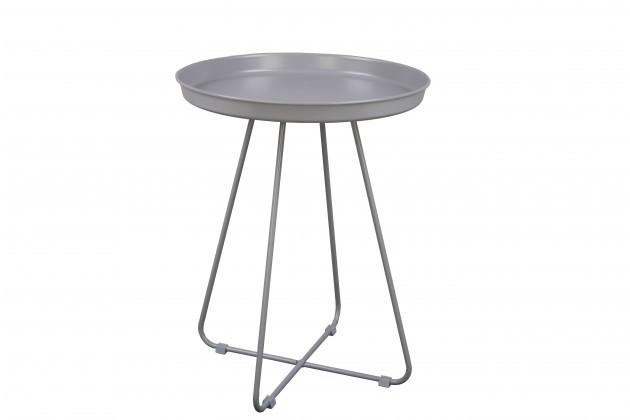 Odkladací stolík Konferenčný stolík Pogorze - M (sivý)