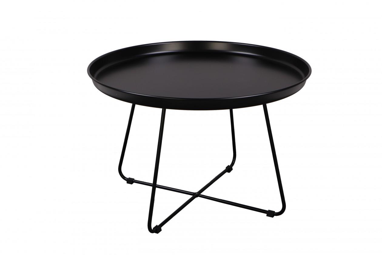 Odkladací stolík Konferenčný stolík Pogorze - XL (čierny)