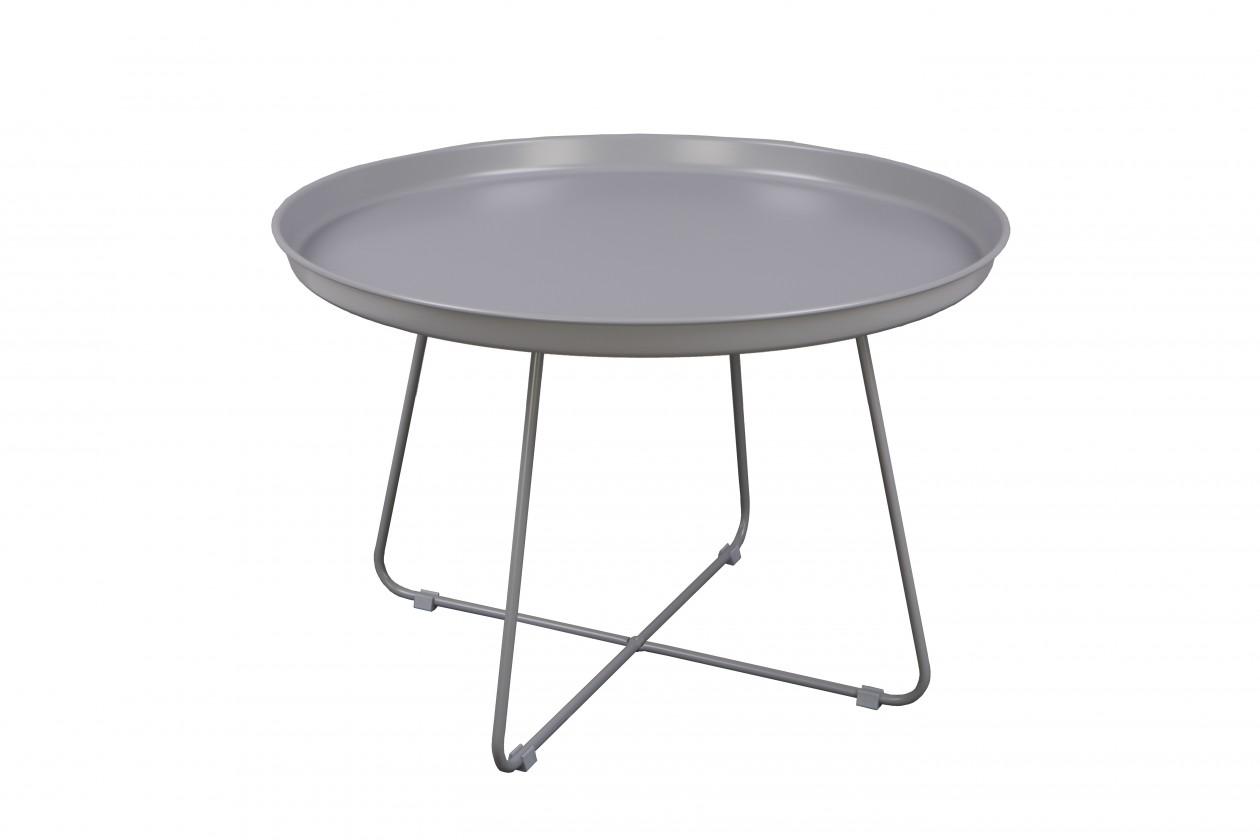 Odkladací stolík Konferenčný stolík Pogorze - XL (sivý)