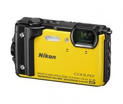Odolný fotoaparát Nikon Coolpix W300, žltá