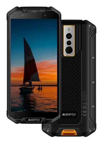 Odolný mobilný telefón Aligator RX710 eXtremo 3GB/32GB, žltá