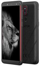 Odolný mobilný telefón Aligator RX800 eXtremo 4GB/64GB, červená