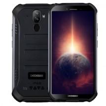 Odolný mobilný telefón Doogee S40 PRO 4GB/64GB, čierna
