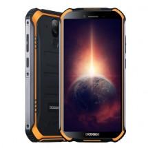 Odolný mobilný telefón Doogee S40 PRO 4GB/64GB, oranžová